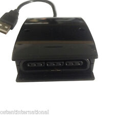 USB 4 in 1 PS2 to PS3 PC Controller Adapter Converter for Sony PS2 Controller