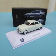 ATLAS Edition SAAB Car Edition SAAB 96 von 1964 neuwertig in OVP 1:43 für Spur 0