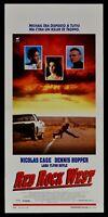 Plakat Red Rock West von John Dahl Nicolas Cage Lara Flynn Boyle L23