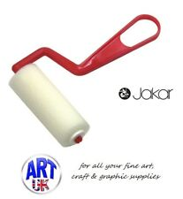 Jakar Craft FOAM ROLLER 3 Inch- 7.5 cm With Plastic Handle 9016
