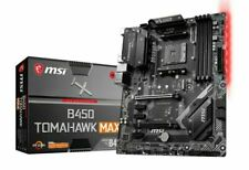 MSI B450 TOMAHAWK MAX AMD AM4 Motherboard 64GB