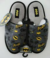 Batman DC Comics Adult Slippers Slides