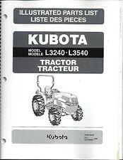 kubota tractor m5700 parts manual illustrated parts list