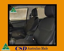 Seat Cover Nissan Pathfinder Heavy Duty Neoprene Premium FRONT waterproof