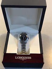 Longines Conquest Classic quartz 29.5 mm Ladies Watch Original box & books