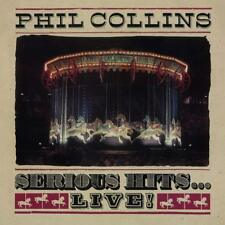 COLLINS PHIL SERIOUS HITS...LIVE! DOPPIO VINILE LP REMASTERED NUOVO
