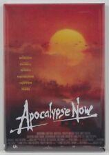 """Apocalypse Now Movie Poster 2"""" X 3"""" Fridge / Locker Magnet."""