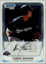 2011 Bowman Chrome Prospects Baseball (Pick Card From List) C19