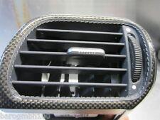 Porsche 911 997 2007 Luftdüse rechts Carbon Leder 99755298201 3S9 seeblau origin