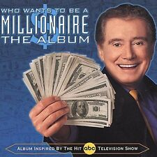 , Who Wants To Be A Millionaire: The Album (2000 TV Series), Very Good, Audio CD