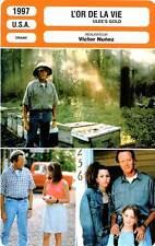 FICHE CINEMA : L'OR DE LA VIE - Fonda,Richardson,Biel,Nunez 1997 Ulee's Gold