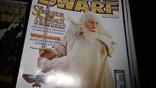 white dwarf no 214, le retour du jeu Roi, tres bel etat
