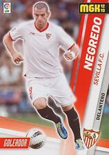 N°305 NEGREDO # ESPANA SEVILLA.FC OFFICIAL TRADING CARD MGK PANINI LIGA 2013