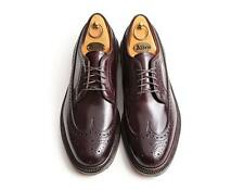 BNIB Alden Color 8 Shell Cordovan Longwing Blucher Size 9 Barrie Last 975