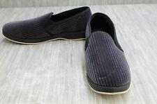 Foamtreads Regal Lounge Slipper - Men's Size 11W - Blue