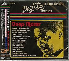 V.A.-DE-LITEFUL AND SOULFUL - DEEP MOVER-JAPAN CD F83
