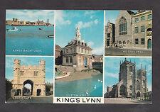c1970s Multiviews Kings Lynn: Guildhall: Custom House: South Gate