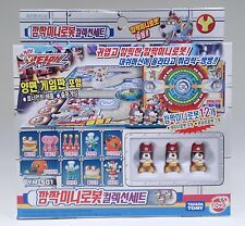 TAKARA TOMY Yatterman Bikkuri Dokkiri Mecha Set 12 Mini Figure