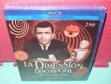 LA DIMENSION DESCONOCIDA - THE TWILIGHT ZONE - VOLUMEN 8 -  BLU-RAY