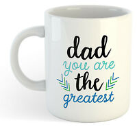 Papa You sont The Greatest Tasse - Fête des pères THÉ CAFÉ DRÔLE