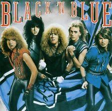 Black 'N Blue, Black N' Blue - Black & Blue [New CD] Rmst
