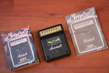 BOXED MARSHALL CAT AUTOMATIC GUITAR TUNER.