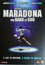 MARADONA The Hand of God (2007) DVD R0 - Marco Leonardi Football Biopic