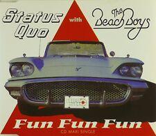 CD Maxi-status quo-Fun Fun Fun - #a1893