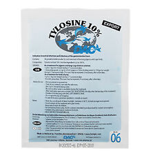 Dac Tylosin 10% (bronchial infections). Pigeon and Birds products