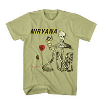 NIRVANA Incesticide T-Shirt New Authentic S-2XL