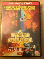 Operation Delta Force 3 - Clear Target (DVD, 2002)