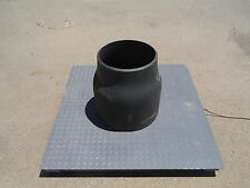 """Steel Coupling Reducer 16-20"""" Butt Weld Pipes Plumbing Valves Water Sewer"""
