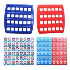Juguete de plástico de juego de mesa plegable Quién es juego de