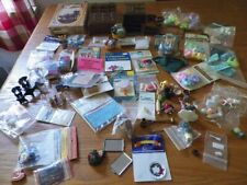 Dollhouse Miniature Furniture & Accessories Mixed Lot 1:12