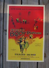 Invasion of the Body Snatchers Lobby Card Movie Poster Kevin McCarthy Dana Wynte