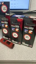 "(3 units) NEW Morse AV21  1 5/16"" (33mm) Bi-Metal Hole Saw Made in the USA"