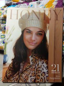 Kim hargreaves HONEY knitting pattern Book