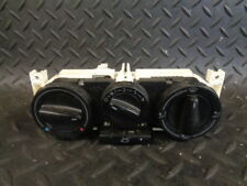 2003 VW GOLF MK4 HEATER CLIMATE CONTROL PANEL 1J0819045C
