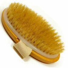 Glamza Mini Dry Skin Body Brush with Palm Strap - (GLAMZA-196)
