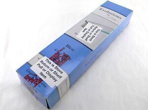 New Evolutions by Gatco 4736 17-1/4 in Bleu Glass Bathroom Shelf Satin Nickel
