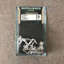 Games Workshop Warhammer 40,000 40K TAU Pathfinders D 56-36 Metal - NEW SEALED