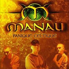 Panique Celtique Manau Polydor Imported Ed. 731454740524 CD 04/01/2000