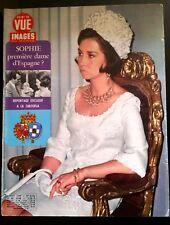 Magazine Point de Vue 9/08/1968; Sophie, 1er dame d'Espagne ?