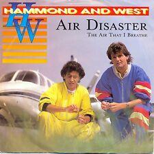 "Hammond And West: Air Disaster 7"" Vinyl Single"