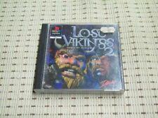Lost Vikings 2 für Playstation 1 PS1 PSone PSX *OVP*