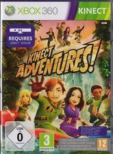Kinect Adventures - Game XBOX 360 Activ Sport Spiel ( Kinect Erforderlich )