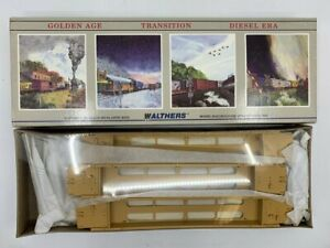 Walthers 932-3902 HO Double Stack Car Kit (Set of 3) LN/Box