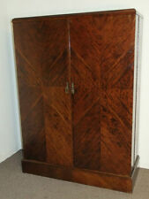 Mahogany Louis XV/Neoclassical Antique Armoires & Wardrobes