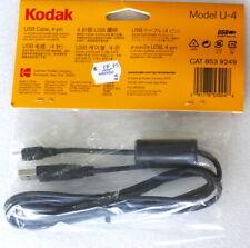 Kodak U-4 USB Cable - 4-Pin - NEW