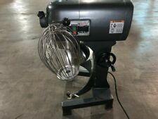Avantco Equipment 1100 Watt Commercial Mixer Mx20 w/ No Bowl